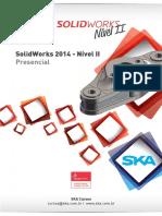 SolidWorks 2014-Nível II