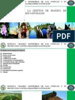 02 Problematica sobre la Gestión de Manejo de Cuencas y Desastres Naturales