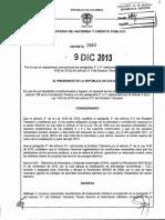 Decreto2860del09dediciembrede2013