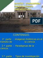1. IMÁGENES HISTÓRICAS DE LA CIENCIA