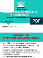 CLASE_9_ELECTROTERAPIA_INTERF.