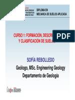 Clases Geología Estructural Sofía Rebolledo Temas 1 y 2