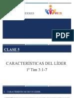 Clases para líderes 5 (Caracteristicas y requisitos del lider).pptx