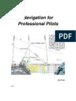 Navigation for Profesional Pilots