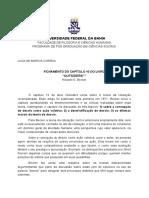 Fichamento 10 outsiders
