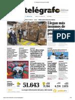 El Telégrafo 24 de junio de 2020