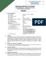 SILABO ACTO JURÍDICO 2020-I (VIRTUAL)