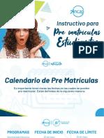 Instructivo de Prematricúla (1)