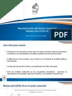 [Presentación] Reconstrucción del Sector Comercial Medidas ante COVID-19