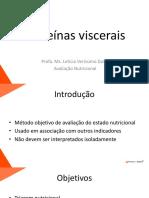 Proteínas+viscerais