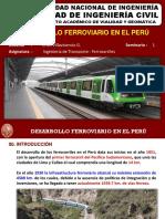 1.4 Desarrollo Ferrov Perú