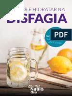Cuidar hidratar disfagia