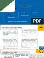 ARAMBULO NAVARRO MIJAIL - SEMINARIO 2 - VALORIZACIÓN DE OBRAS.pptx