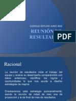 Reunión de resultados Junio 2020