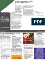 PK Tax News Dec 2008