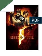Guia Terminada Completa de Resident Evil 5