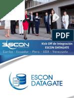 1) KickOff Integración Datagate.pdf