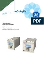 Micom P40 Agile