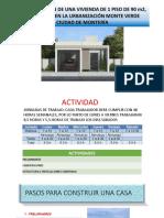 proyecto de vivienda