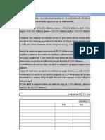 PRESENTACION 9 C EJERCICIOS  DE PRESUPUESTO DE CAJA