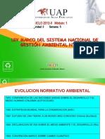 327499015-Qinta-clase-Ley-Marco-del-Sistema-Nacional-de-Gestion-Ambiental-28245-ppt