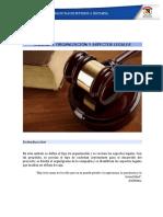4. Organizacion y apectos legales