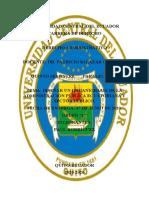 ORGANIGRAMA DE LA ADMINISTRACIÓN PÚBLICA ECUATORIANA Y SECTOR PÚBLICO.