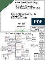 HP ProBook 450 G1 Wistron S-Series Shark Bay 12241-1 48.4YW05.011 Schematics.pdf
