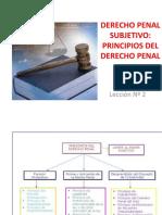 L-2.- DERECHO PENAL SUBJETIVO