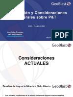 01_Introduccion y Consideraciones de P&T_GeoBlast_10 al 12 Sept 2019.pdf