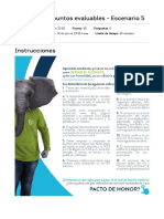 ACTIVIADAD DE PUNTOS EVALUABLES ESCENARIO 5