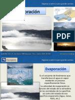 07 Evaporacion 2015-I