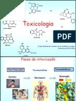 Aula 3 Toxicodinâmica introdução