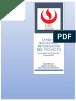 Tarea 2 - Gestión de los Interesados.docx