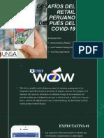 DESAFÍOS DEL RETAIL PERUANO DESPUÉS DEL COVID-19
