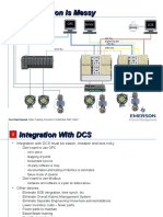 Integration with DCS
