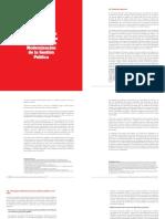 Justificación de Políticas Nacional de Modernización de La Gestión Publicas Al 2021 - Articulo