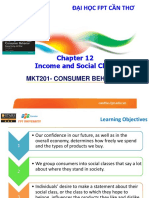 Chapter 12-Income and Social Class