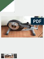 bicicleta eliptica OXFORD modelo BE 5934 sin uso 978095807 2020-03-10 Economicos de El Mercurio