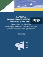 Studiul privind starea democraţiei în Republica Moldova