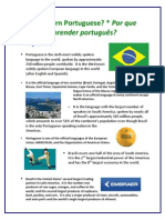Why Learn Portuguese