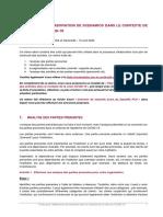 Outils d'élaboration de scénarios COVID-19