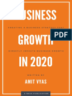 Business Growth 2020