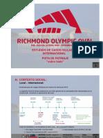 RICHMOND OLYMPIC OVAL-Analisis Arquitectonico