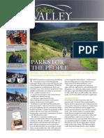 College Valley Newsletter