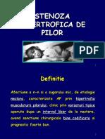 2.2. curs stenoza hipertrofica de pilor