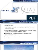 Technical Seminar Presentation on Earth Station.pdf
