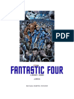 Marvel's Fantastic Four - A Disney + Series Pitch
