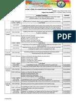 June 1-11 JOEL-P-RODRIGUEZ-DAILY-ACCOMPLISHMENT