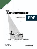POH King Air 100.pdf